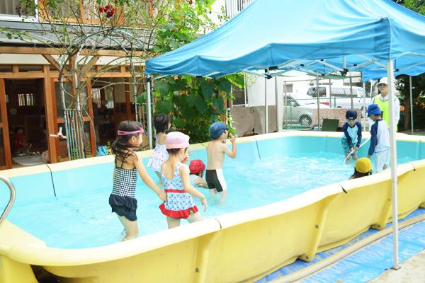 子どもたちが安心して気持ちよくできる園生活